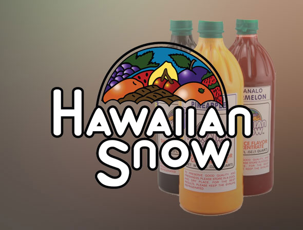 Hawaiian Snow